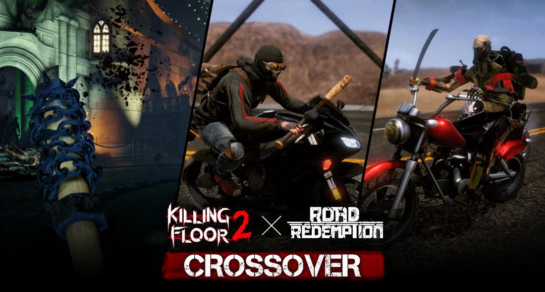 Killing Floor 2 Road Redemption Giveaway