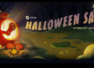 Steam Halloween Sale 2018