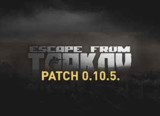 Escape from Tarkov - Update 0.10.5