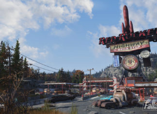 Fallout 76 Day One-Patch