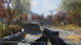 Fallout 76 FoV und Depth of Field INI Tweaks