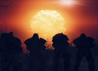 Fallout 76 Zertifikat erste Nuklearrakete