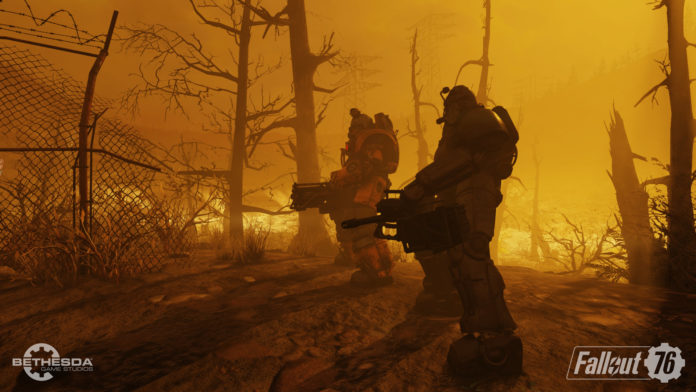 Fallout 76 Push-to-Talk und FoV-Slider