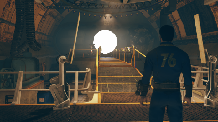Fallout 76 - Vault 76 Lore Geschichte