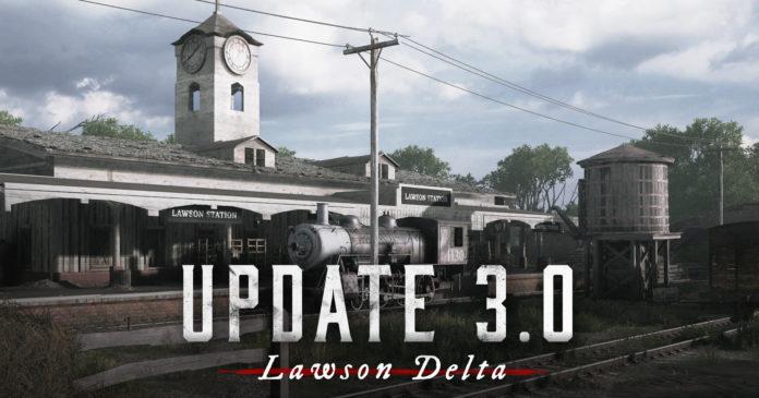 Hunt: Showdown - Update 3.0 Lawson Delta