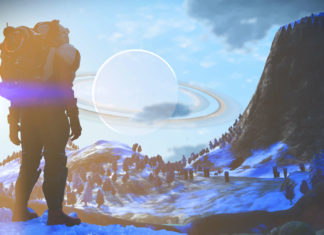 No Man's Sky Vision Update Release
