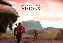 No Man's Sky - Visions Update geleakt