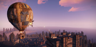 Rust - Hot Air Balloon Update