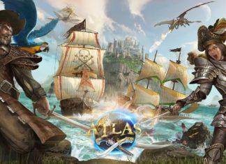 ATLAS Survival-MMO