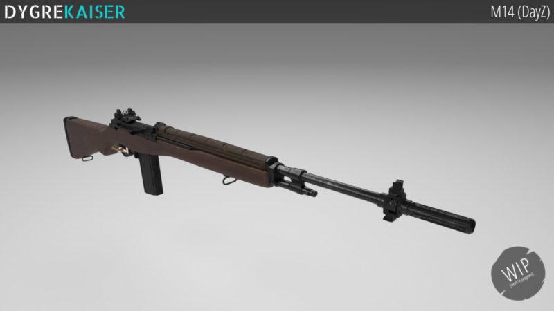 DayZ Plus M14