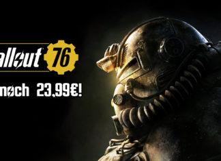 Fallout 76 Wochenend-Angebot MMOGA