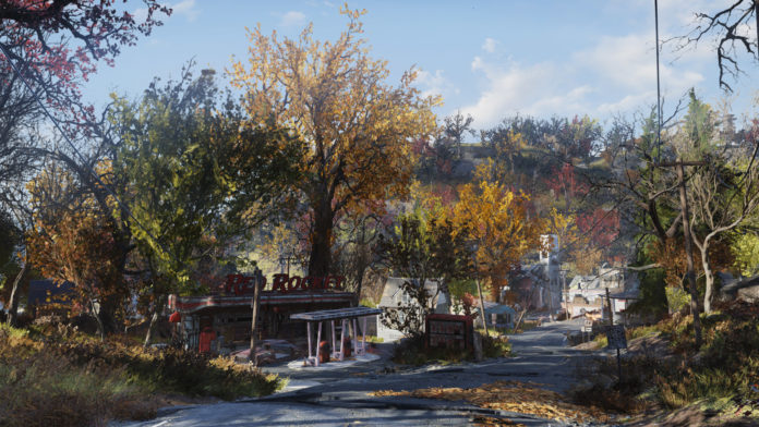 Fallout 76 Flatwoods Überlebendengeschichten