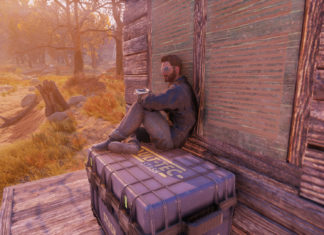Fallout 76 - Patch vom 4. Dezember 2018