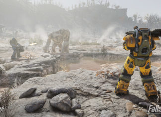 Fallout 76 Patch vom 19. Dezember 2018