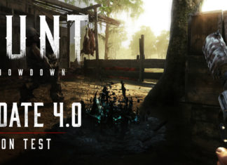 Hunt: Showdown Update 4.0 Quickplay Testserver