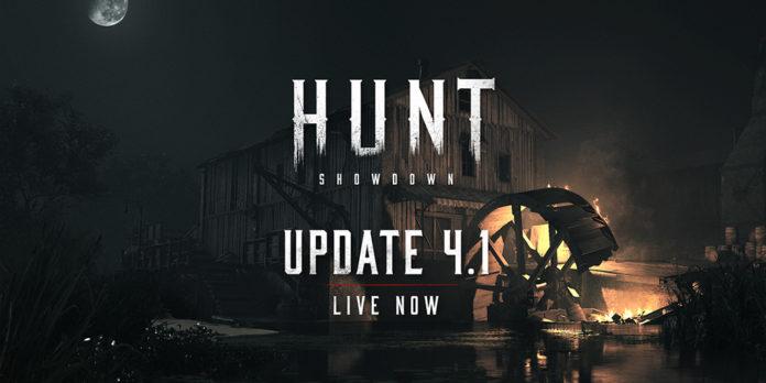 Hunt: Showdown Update 4.1 Patchnotes deutsch