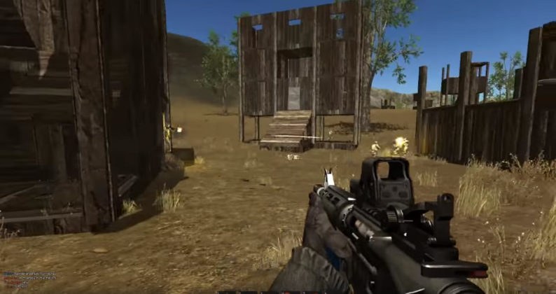 Rust - alte Screenshots