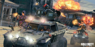 Call of Duty: Black Ops 4 Blackout Respawn Modus