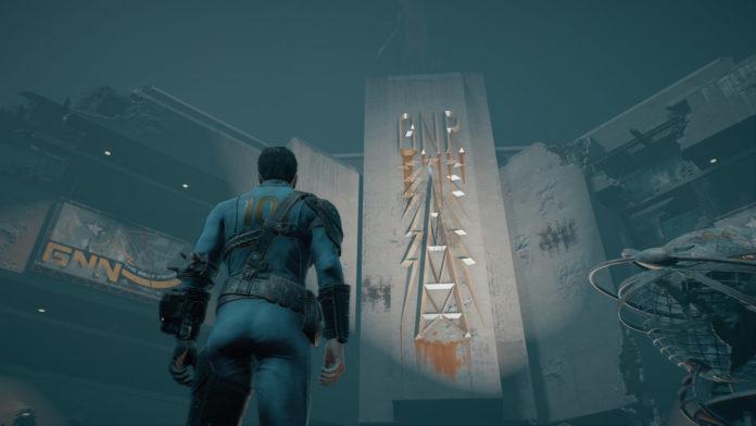Fallout 3 Remake Capital Wasteland