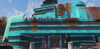 Fallout 76 Responder Impfprojekt