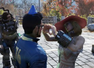 Fallout 76 Free-to-Play