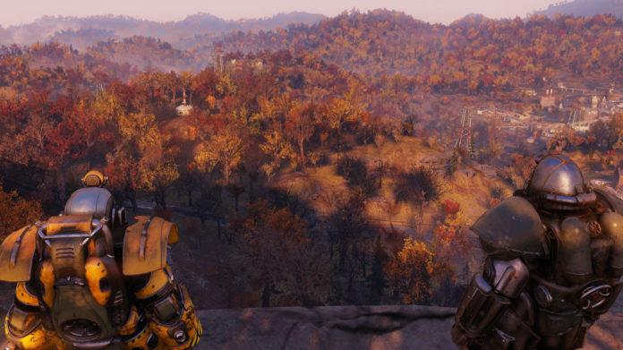 Fallout 76 Patch 10. Januar 2019