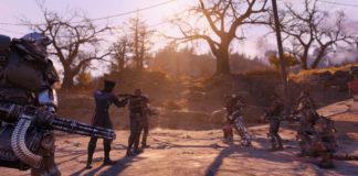 Fallout 76 PvP-Modus Überleben