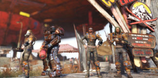 Fallout 76 Patchnotes 29. Januar 2019