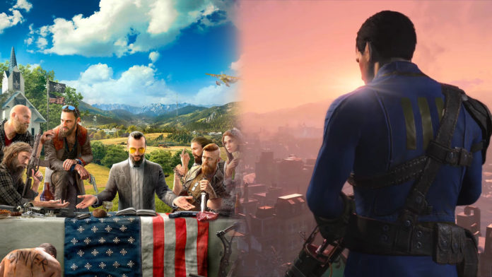 MMOGA Fallout 4 Far Cry 5 Deal