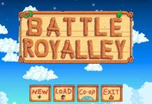 Stardew Valley Battle Royale Mod
