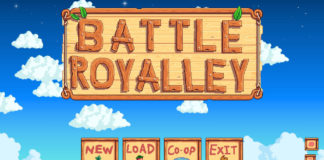 Stardew Valley Battle Royale Mod