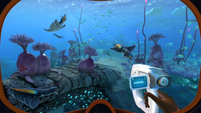 Subnautica: Below Zero Early Access Release Datum