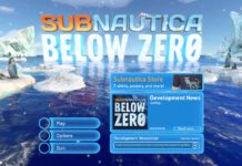Subnautica: Below Zero Status Lockdown