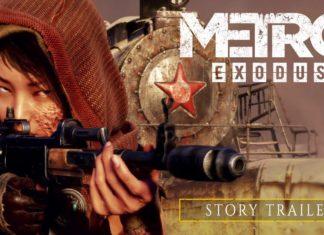 Metro: Exodus Story Trailer