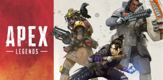 Apex Legends Free2Play Titanfall Squad Battle Royale