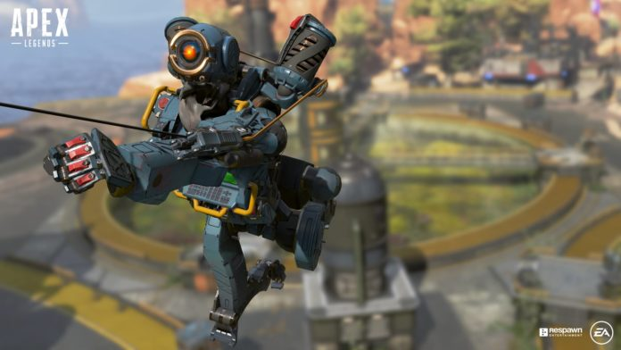 Apex Legends Charaktere Prophet Octane Leak
