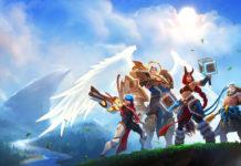 Battlerite Royale Release Free2Play