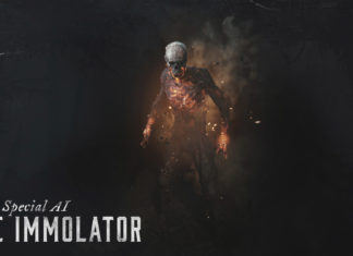 Hunt: Showdown Update 5.0 Stream Immolator