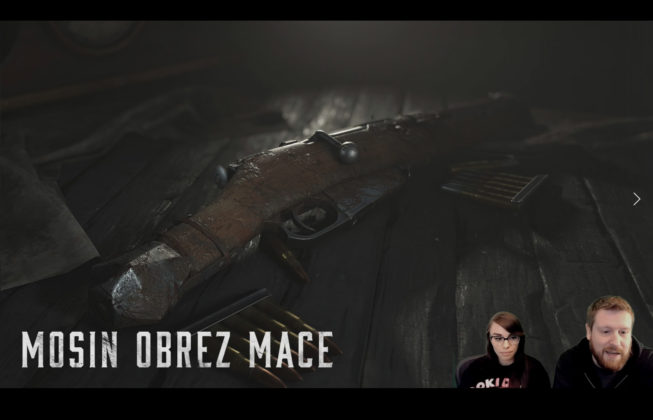 Hunt: Showdown Update 5.0 Stream - Mosin Obrez Mace