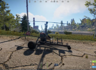 Rust - The Air Power Update