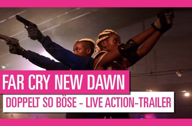 Far Cry: New Dawn Live Action-Trailer