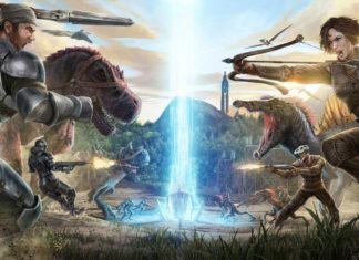 ARK: Survival Evolved Classic PvP Spielmodus