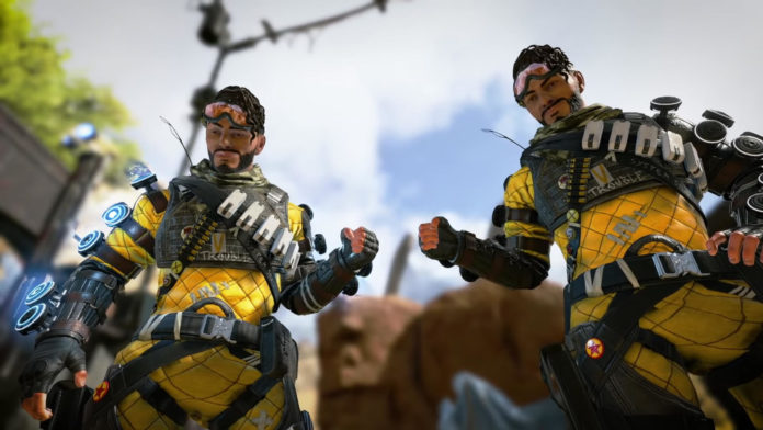 Apex Legends 8 neue Charaktere geleakt