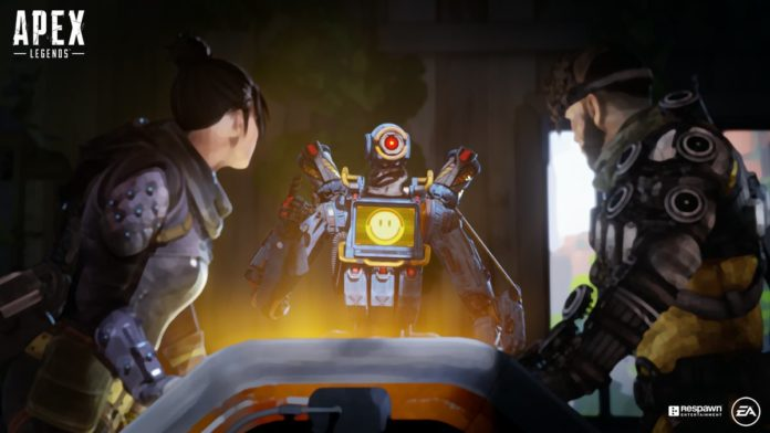 Apex Legends Dataminer Wall-Running NPCs Flammenwerfer Geschütztürme
