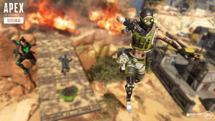 Apex Legends Playstation Website Saison 1 Leaks