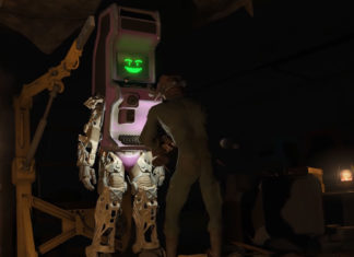 Fallout: Miami Februar Update Fraktionen Reputationssystem Waffe