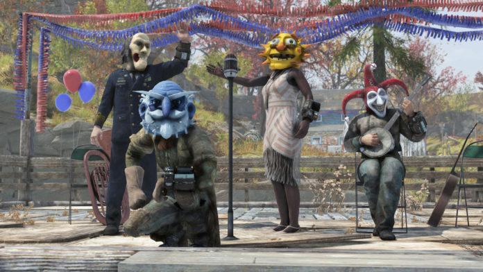 Fallout 76 Fastnachtumzug Event