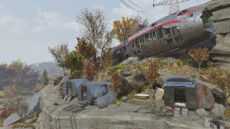 Fallout 76 Raider Rose