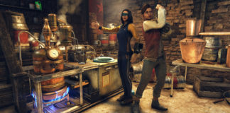 Fallout 76 Wild Appalachia Braustation