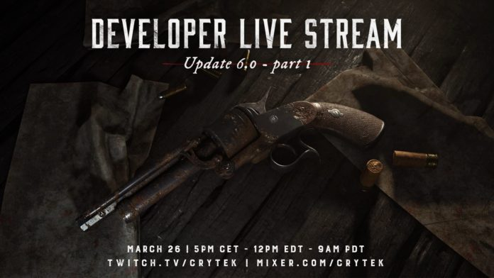 Hunt: Showdown Developer Livestream Update 6.0 Teil 1